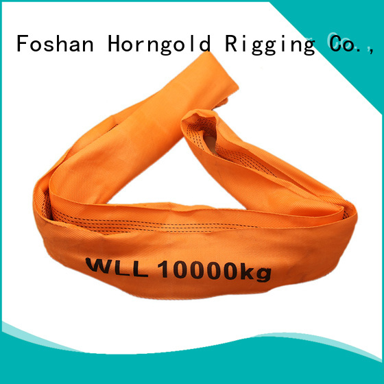 Horngold Best soft lifting slings manufacturers for lifting