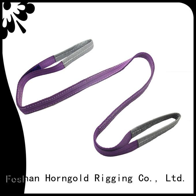 Horngold 800kg rigging slings for sale supply for lashing