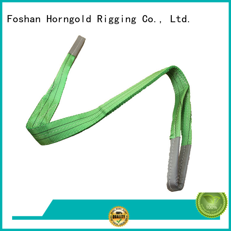 Horngold 800kg handling sling factory for lashing