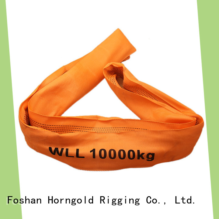 Horngold High-quality lifting sling configurations for business for cargo