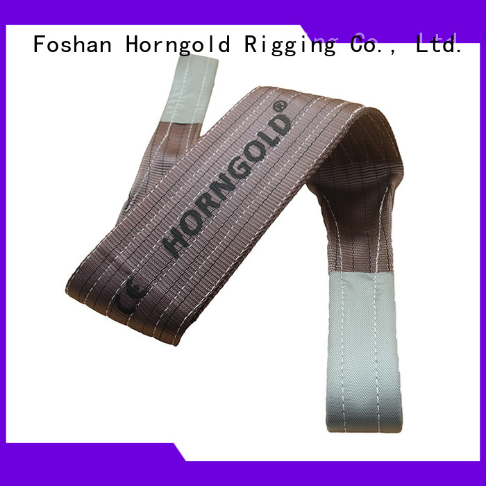 Horngold Best lifting with slings factory for lifting