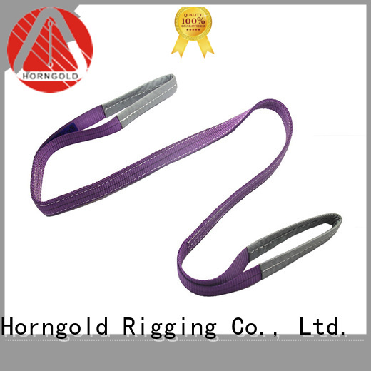 Horngold High-quality adjustable lifting slings company for lifting