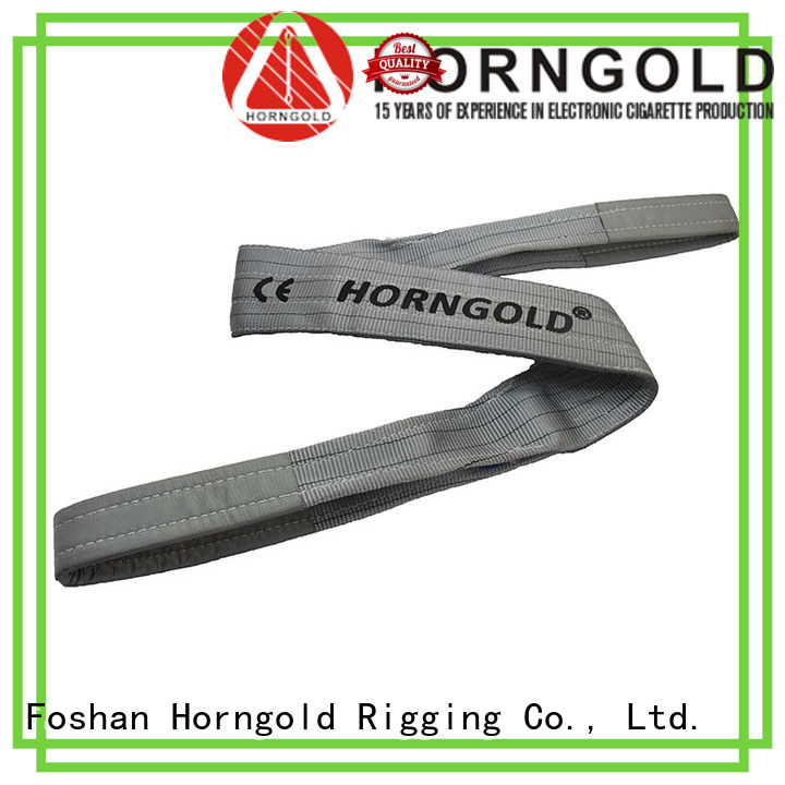 Horngold Top endless lifting slings for business for lifting