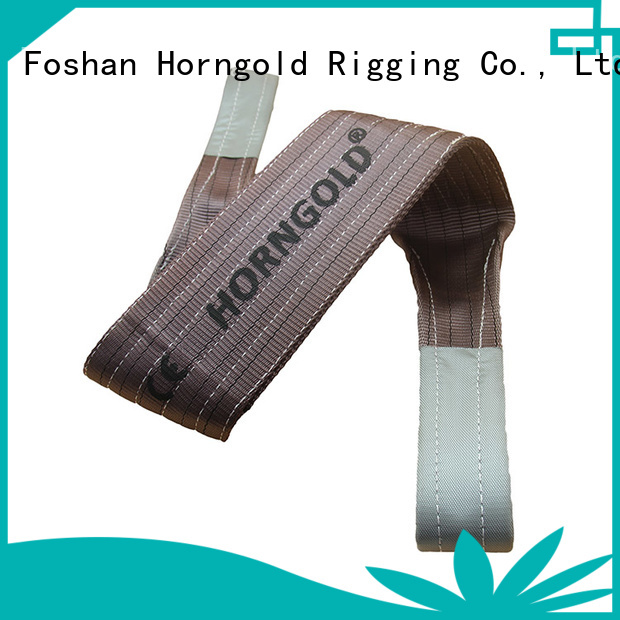 Horngold low lifting slings information company for climbing