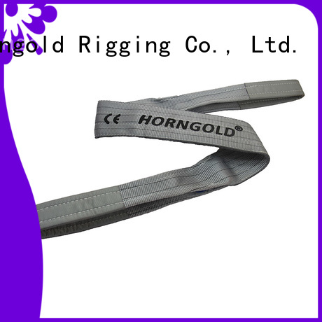 Horngold slings nylon rope slings suppliers for climbing