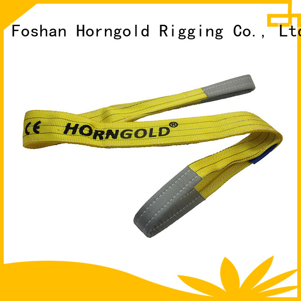 Horngold Custom rigging slings suppliers for lifting