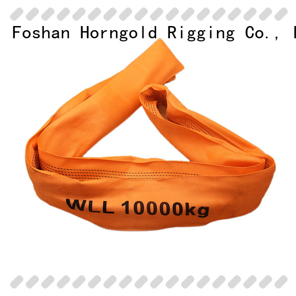 Latest polyester slings specifications 6000kg company for cargo