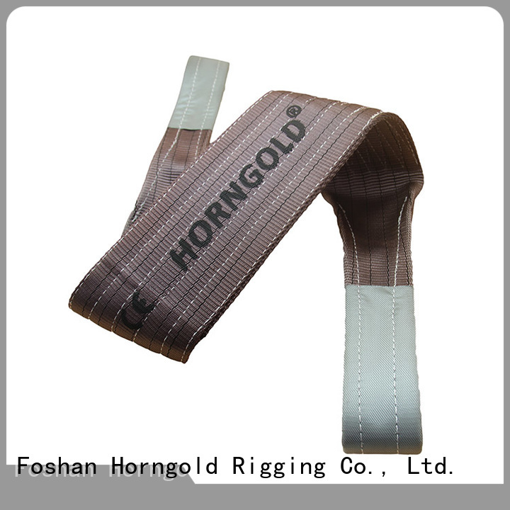 Horngold 1t industrial nylon strap for business for lashing