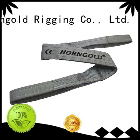 Horngold Wholesale synthetic lifting slings supply for climbing