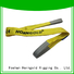 New round sling hooks webbing company for lifting