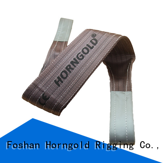 Horngold ultra nylon load straps manufacturers for climbing