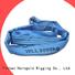 Horngold 5000kg forklift lifting slings manufacturers for lashing