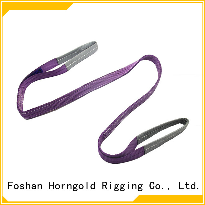 High-quality sling equipment polyethylene supply for climbing