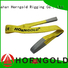 Horngold 5000kg wire rope lifting sling suppliers for cargo