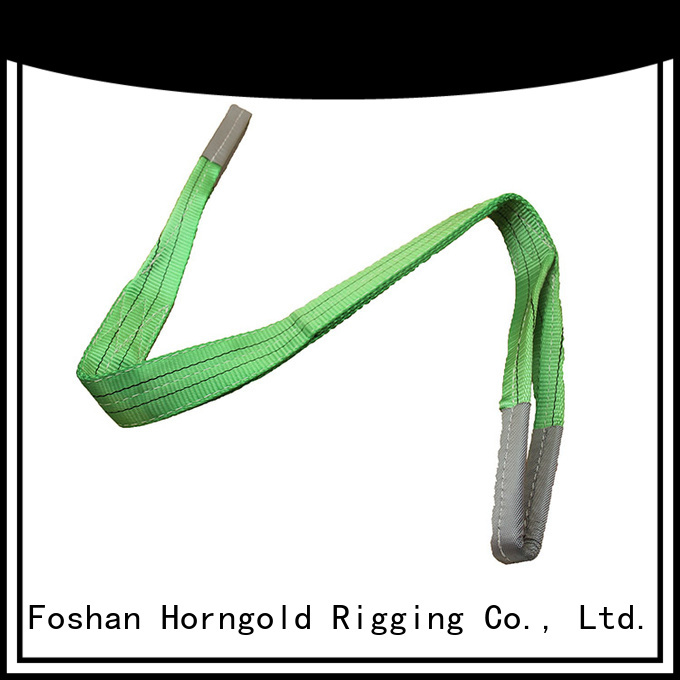 Horngold Wholesale wire lifting slings factory for lifting
