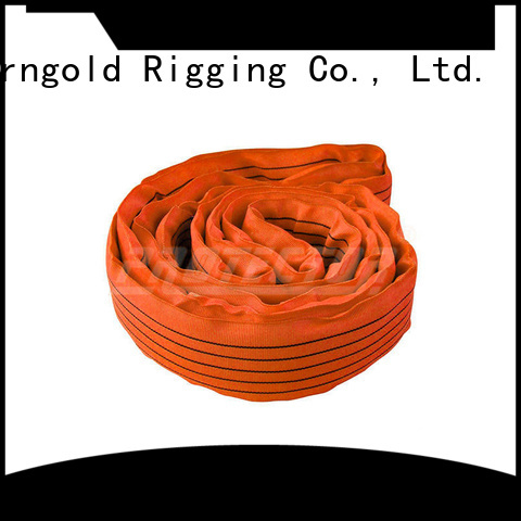 Horngold 5000kg webbing lifting slings supply for climbing