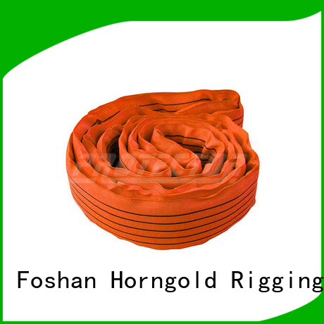 Horngold Best lifting slings colour codes suppliers for cargo