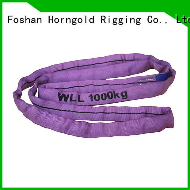 High-quality industrial lifting slings 5000kg factory for climbing