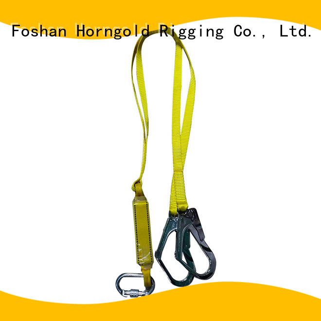 Horngold leg fall safe safety harness for business for lifting