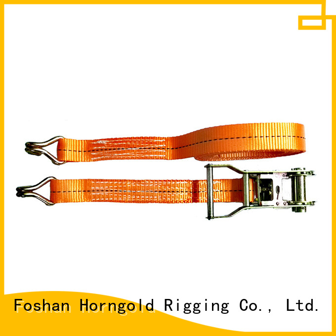 Horngold Custom floor ratchet strap company for cargo