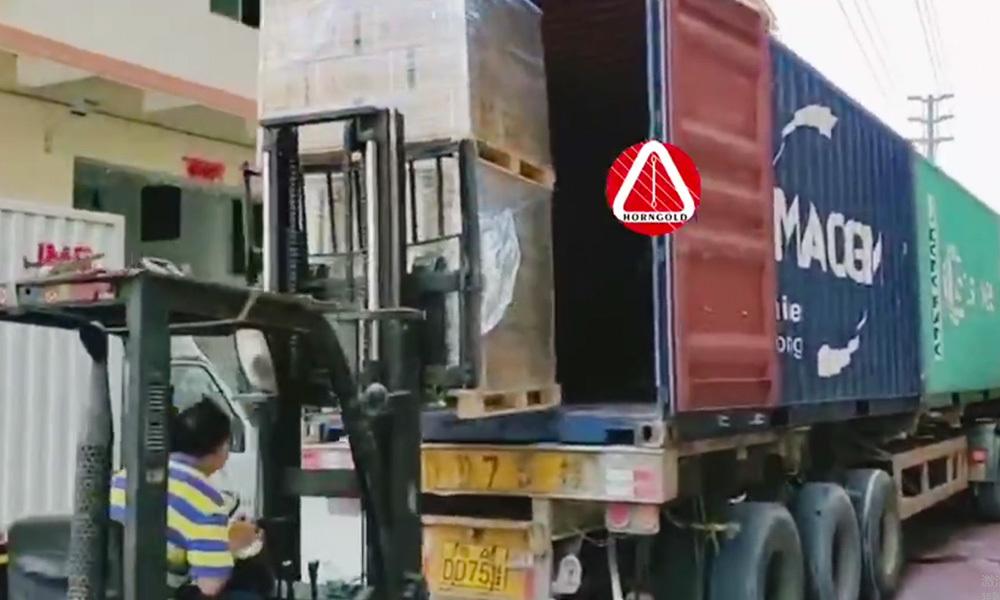 Webbing Sling Shipping