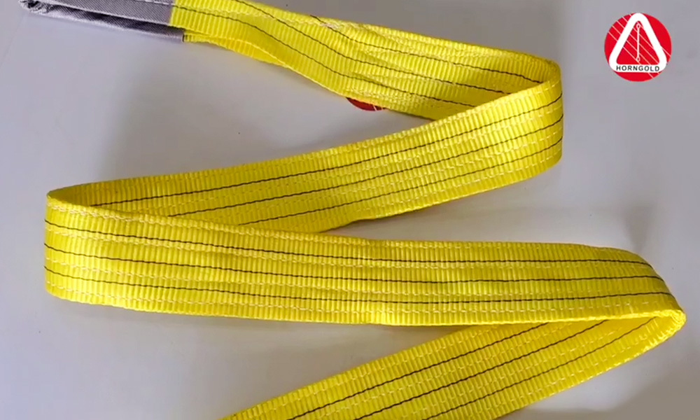 Polyester Webbing Sling  3t Webbing Sling Suppliers