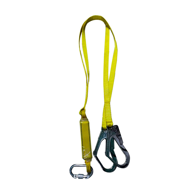 Double Leg Personal Safety Harness with Shock Absorber