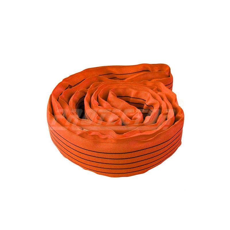 Round Webbing Sling Ultra Modulus Polyethylene Webbing Belt
