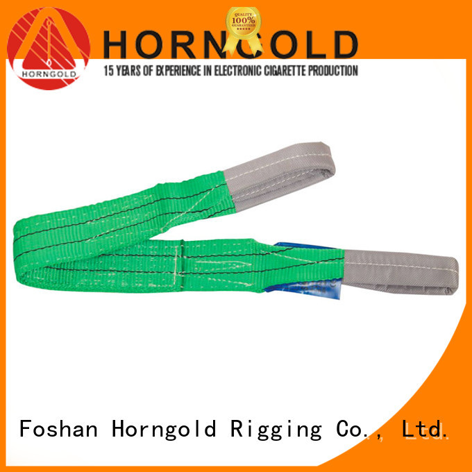 Horngold webbing cable sling suppliers for climbing