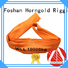 Horngold round hoist lifting straps factory for lashing
