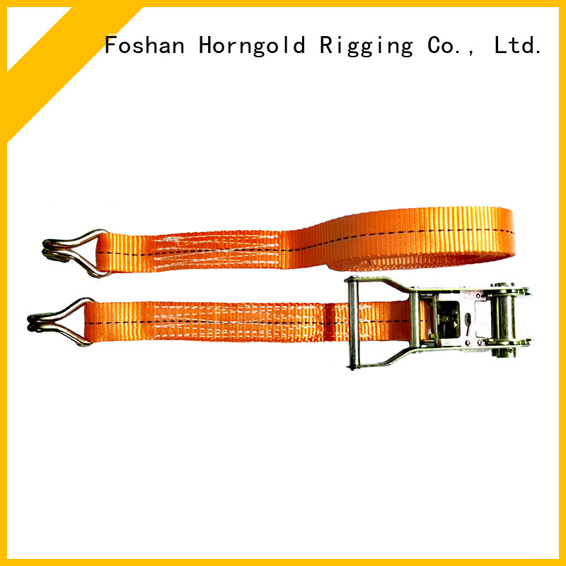 Horngold standard 4 inch ratchet straps for business for cargo