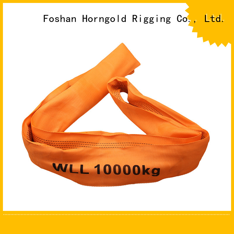 Custom basket lifting sling straps suppliers for lashing