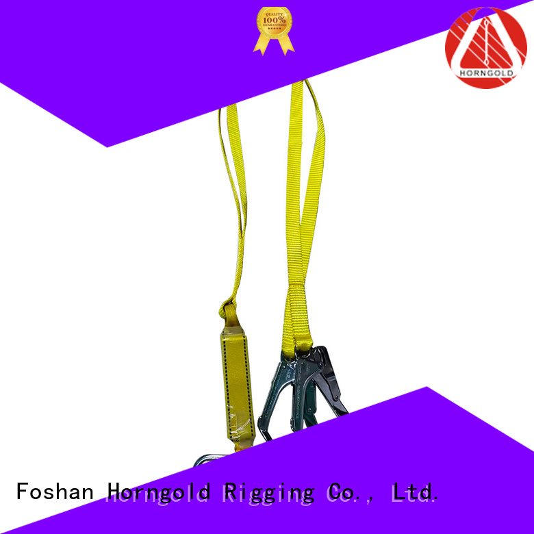 Horngold belts height safety harness factory for cargo