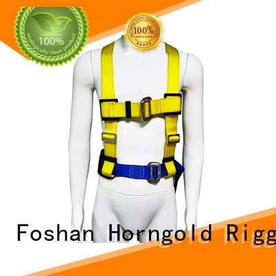 Horngold Best 5 point safety harness supply for lashing
