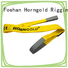 Horngold polyester web slings for lifting manufacturers for lashing