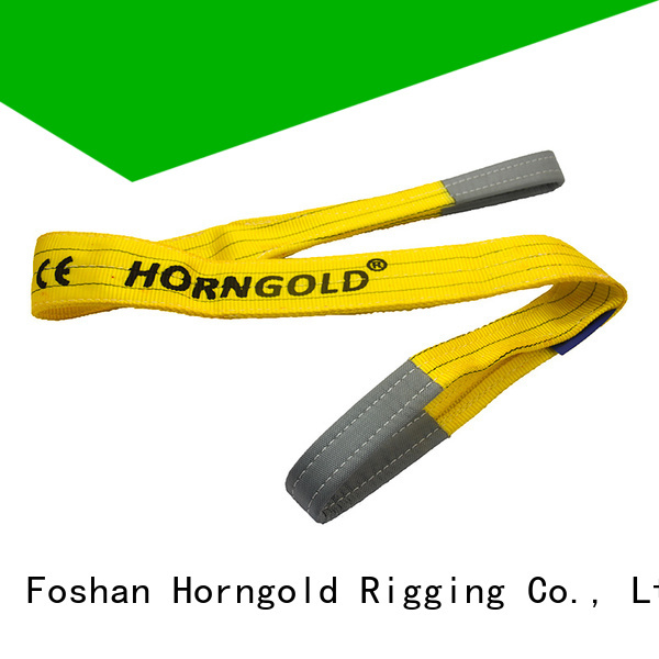 Horngold High-quality webbing lifting straps factory for lashing