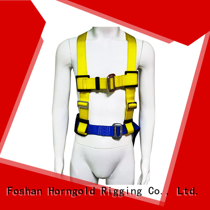 Latest used safety harness for sale personal for business for cargo