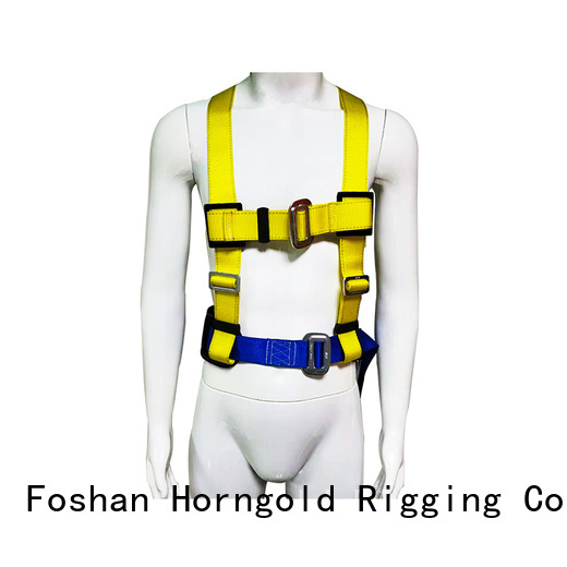 High-quality bucket safety harness personal company for climbing