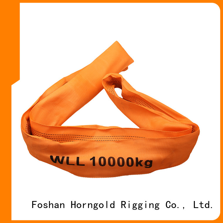 Horngold New material handling lifting straps for business for climbing