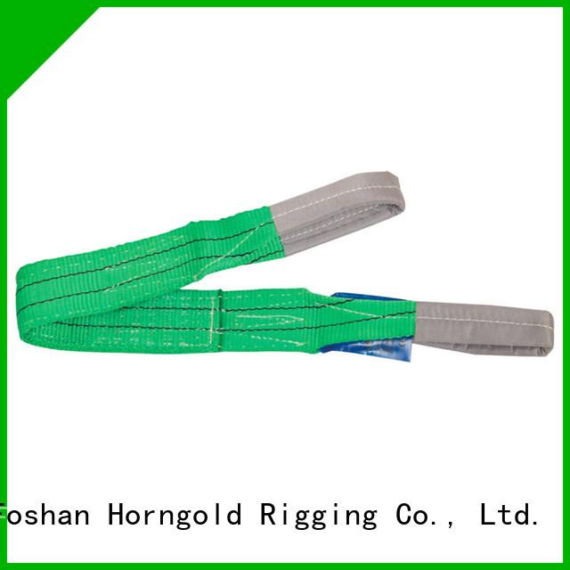 Custom nylon slings for sale lift manufacturers for lashing