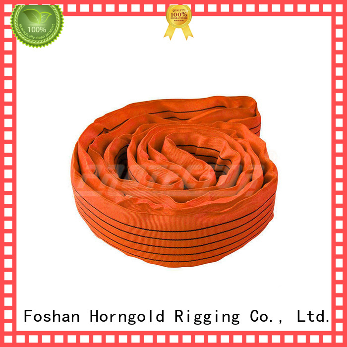 Horngold lifting sling manufacturers company for lashing