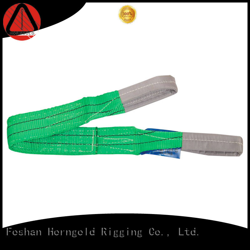Horngold High-quality webbing sling belt type factory for climbing