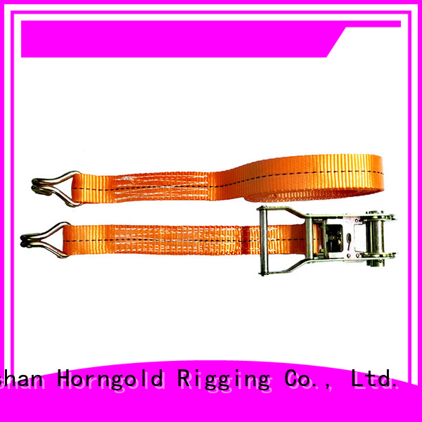 Horngold tie 1.5 ratchet straps factory for lifting