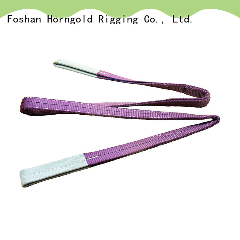 Horngold modulus tow sling for sale manufacturers for cargo