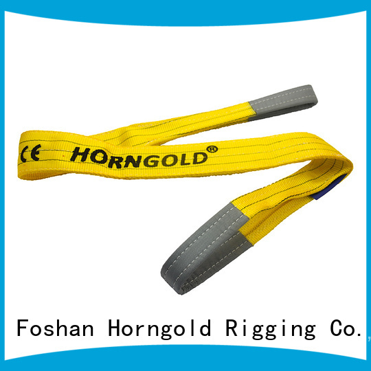 Horngold Best synthetic slings manufacturers for climbing