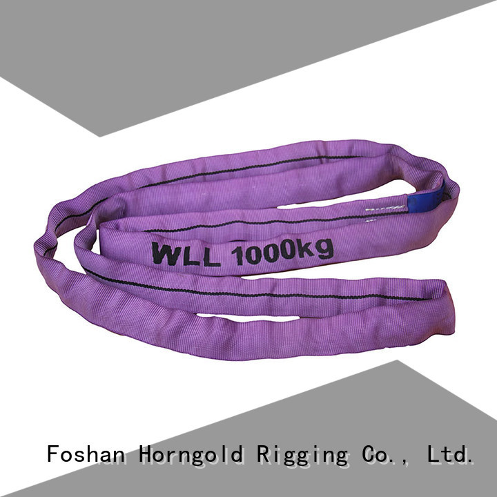 Horngold Wholesale crane slings for sale suppliers for lifting